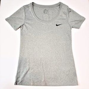 Nike Scoop Neck Women Dri Fit Athletic Top Size XS